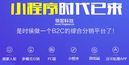 b2c分销商城小程序如何开发?