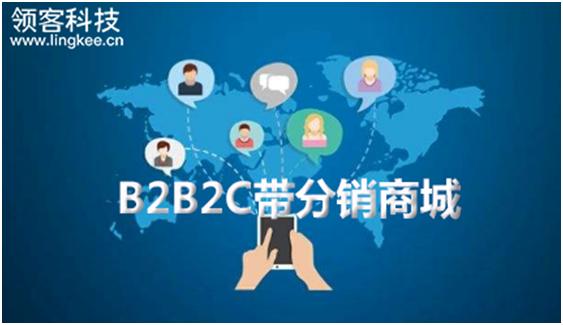 B2B2C商城服务系统一般都包含哪些?